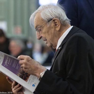 Homme d'une grande curiosité, il lisait attentivement chacun de nos programmes!